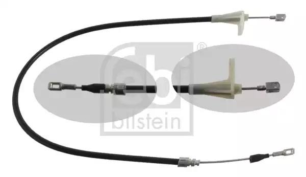 Трос, стояночная тормозная система FEBI BILSTEIN 01666