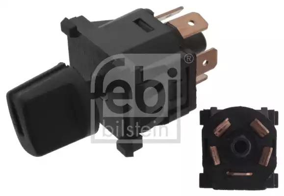 Выключатель вентилятора, отопление / вентиляция FEBI BILSTEIN 45623