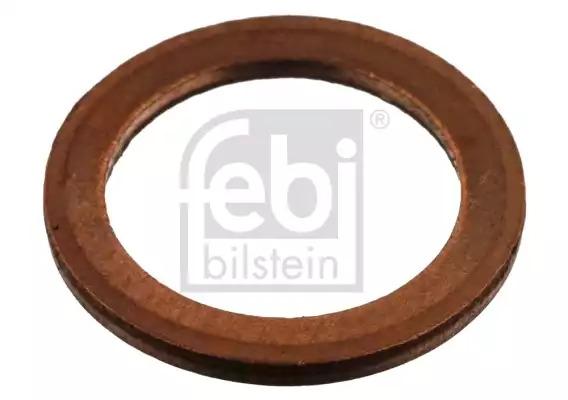 Уплотнительное кольцо, резьбовая пробка маслосливн. отверст. FEBI BILSTEIN 04054