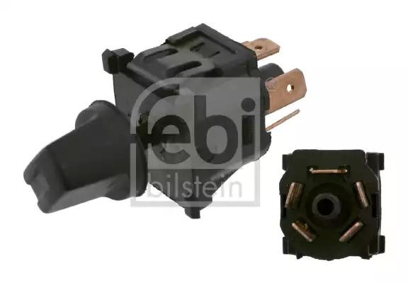 Выключатель вентилятора, отопление / вентиляция FEBI BILSTEIN 14078