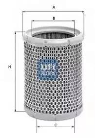Воздушный фильтр UFI 2725300