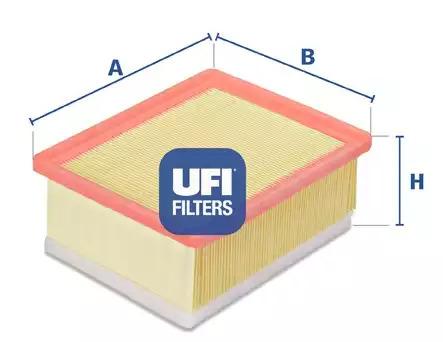 Воздушный фильтр UFI 3024400
