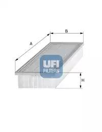 Воздушный фильтр UFI 3002200