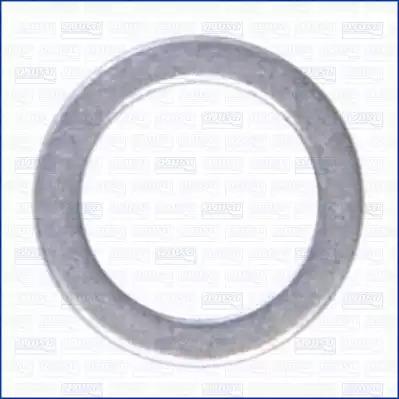 Уплотнительное кольцо, резьбовая пробка маслосливн. отверст. AJUSA 22007000