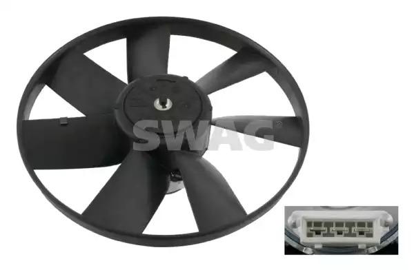 Вентилятор, охлаждение двигателя SWAG 99906993