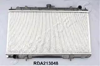 Радиатор, охлаждение двигателя JAPANPARTS RDA213048