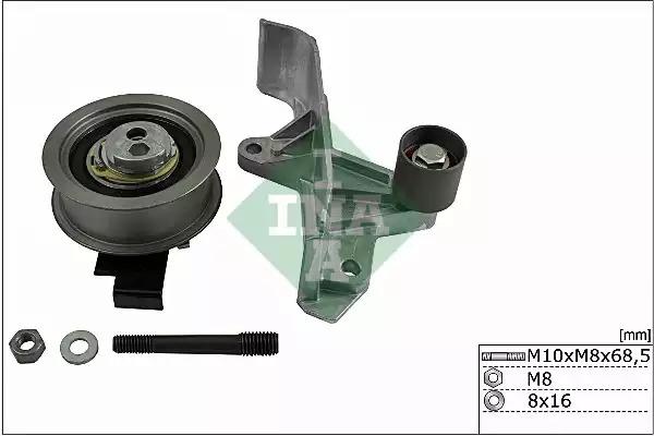 Комплект роликов, зубчатый ремень INA 530054609