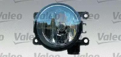 Противотуманная фара VALEO 088899