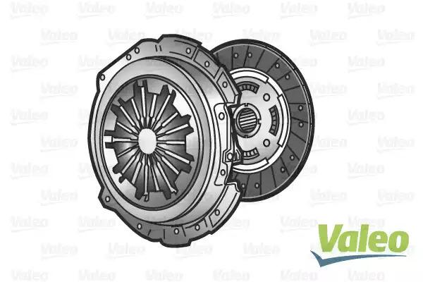 Комплект сцепления VALEO 828003