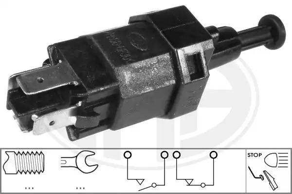 Выключатель фонаря сигнала торможения ERA 330434