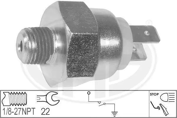 Выключатель фонаря сигнала торможения ERA 330063