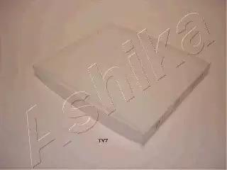Фильтр, воздух во внутренном пространстве ASHIKA 21TYTY7