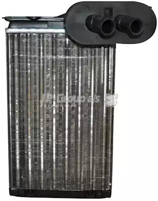 Теплообменник, отопление салона JP GROUP 1126300400