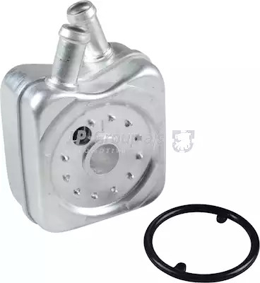 масляный радиатор, двигательное масло JP GROUP 1113500700