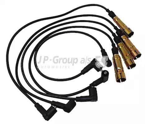 Комплект проводов зажигания JP GROUP 1192001810