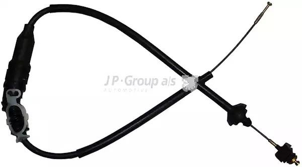 Трос, управление сцеплением JP GROUP 1170202100
