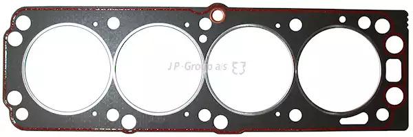 Прокладка, головка цилиндра JP GROUP 1219301100
