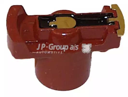 Бегунок распределителя зажигани JP GROUP 1191300800