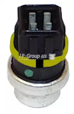 Датчик, температура охлаждающей жидкости JP GROUP 1193101700