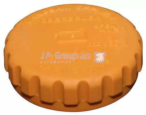Крышка, резервуар охлаждающей жидкости JP GROUP 1214800100