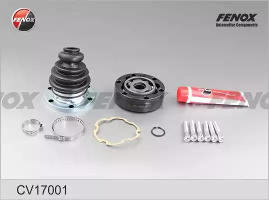 Шарнирный комплект, приводной вал FENOX CV17001