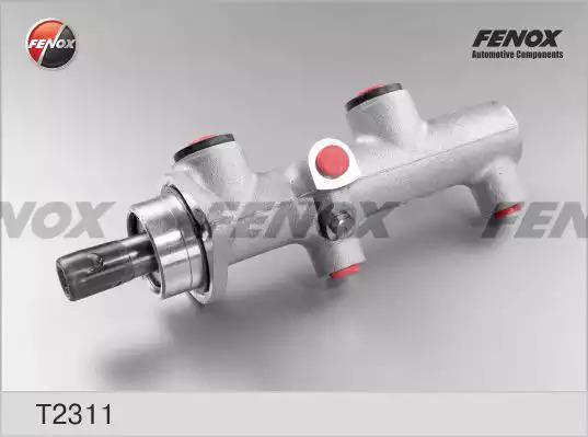 Главный тормозной цилиндр FENOX T2311