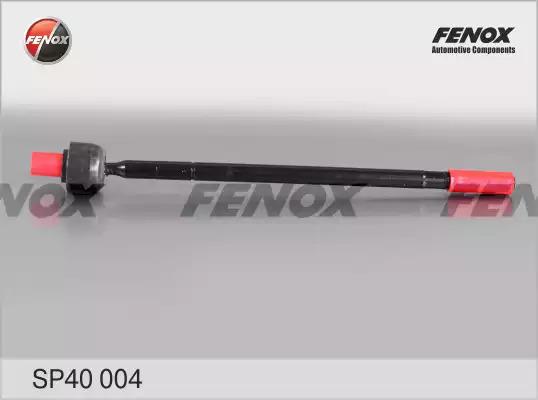 Осевой шарнир, рулевая тяга FENOX SP40004