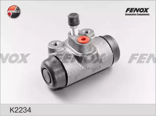 Колесный тормозной цилиндр FENOX K2234