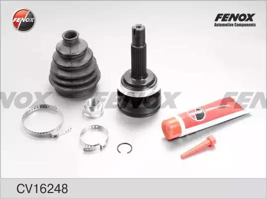 Шарнирный комплект, приводной вал FENOX CV16248