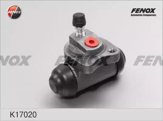 Колесный тормозной цилиндр FENOX K17020