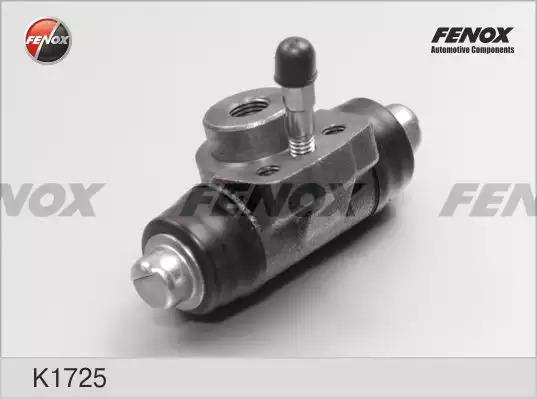Колесный тормозной цилиндр FENOX K1725