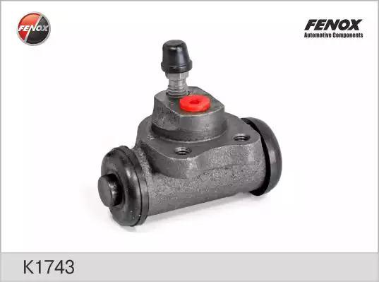 Колесный тормозной цилиндр FENOX K1743