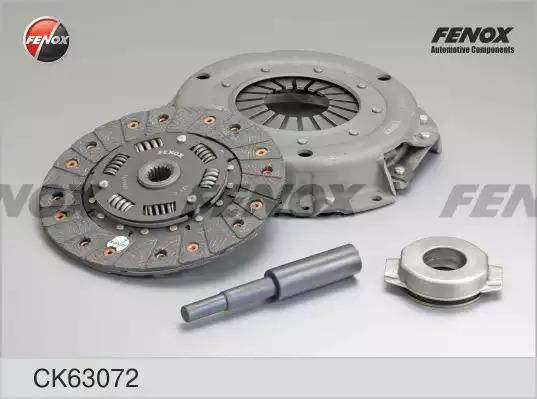 Комплект сцепления FENOX CK63072