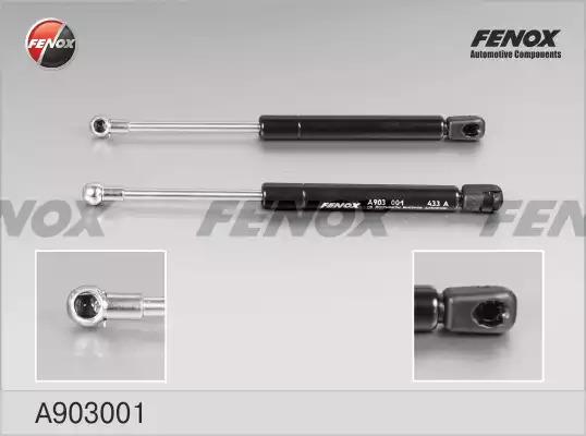 Газовая пружина, крышка багажник FENOX A903001