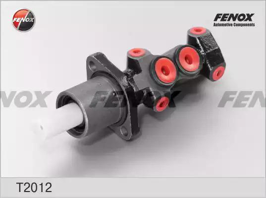 Главный тормозной цилиндр FENOX T2012