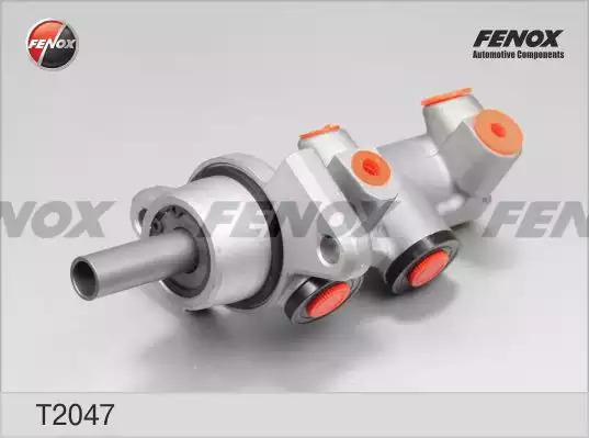 Главный тормозной цилиндр FENOX T2047