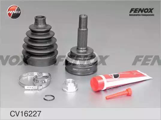 Шарнирный комплект, приводной вал FENOX CV16227