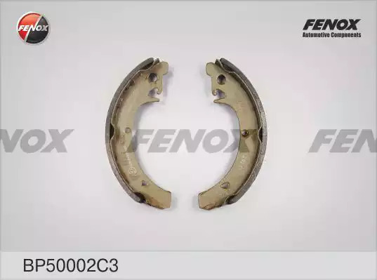 Комплект тормозных колодок FENOX BP50002C3