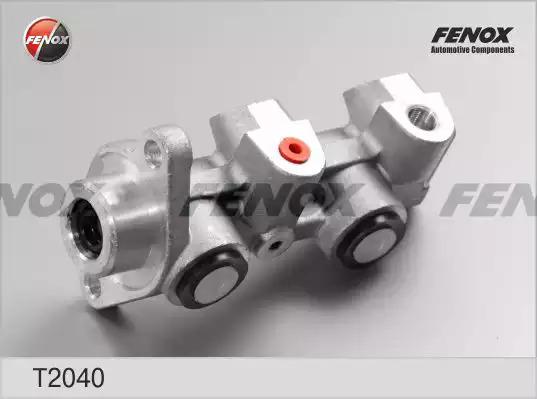 Главный тормозной цилиндр FENOX T2040