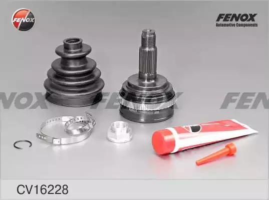Шарнирный комплект, приводной вал FENOX CV16228