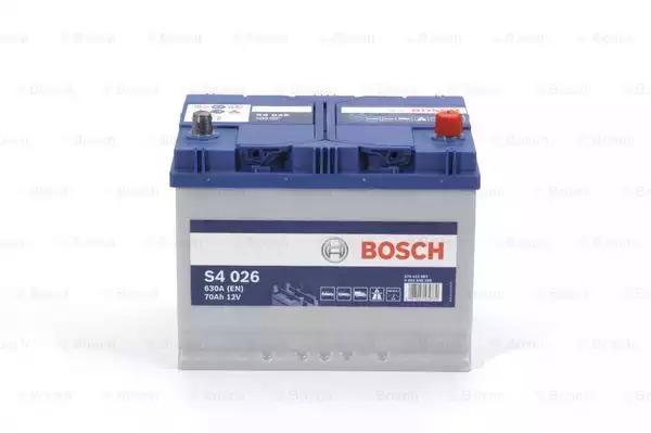 Стартерная аккумуляторная батарея BOSCH 0092S40260