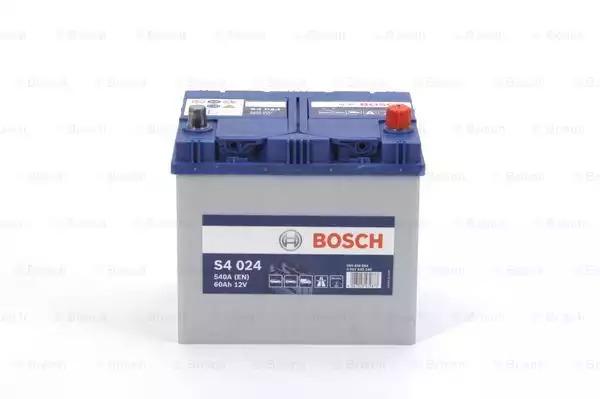 Стартерная аккумуляторная батарея BOSCH 0092S40240