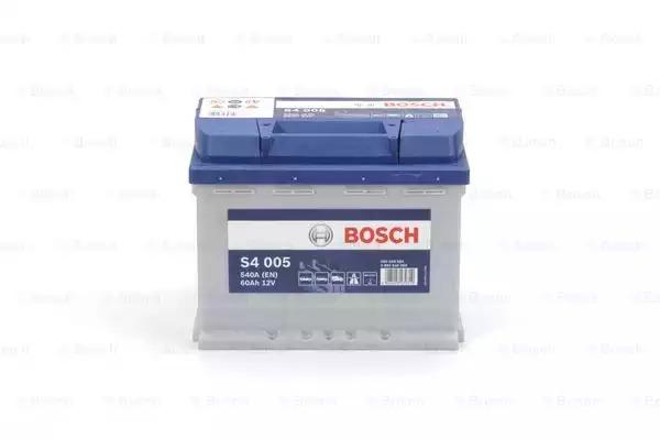 Стартерная аккумуляторная батарея BOSCH 0092S40050