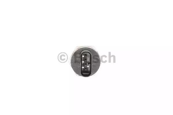 Датчик, давление подачи топлива BOSCH 0261545115