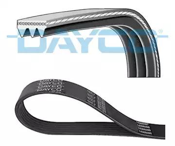 Поликлиновой ремень DAYCO 3PK630