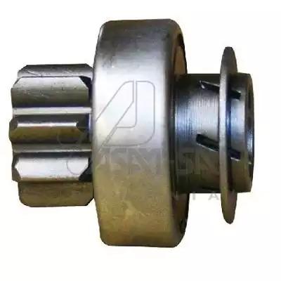 Привод с механизмом свободного хода, стартер ASAM 53008