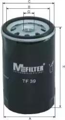 Масляный фильтр MFILTER TF39