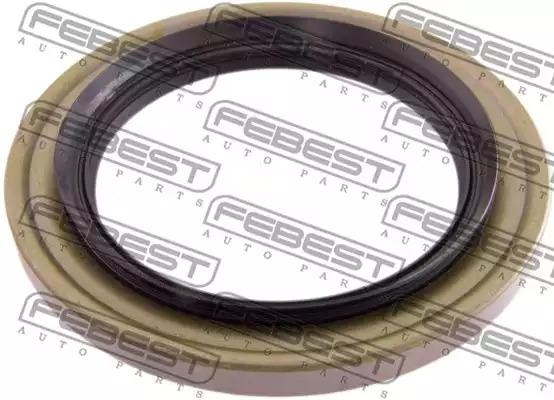 Уплотняющее кольцо, ступица колеса FEBEST 6390710