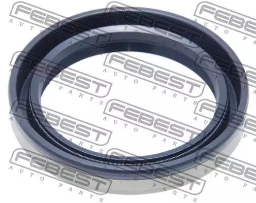 Уплотняющее кольцо, ступица колеса FEBEST 95GCY39520808X