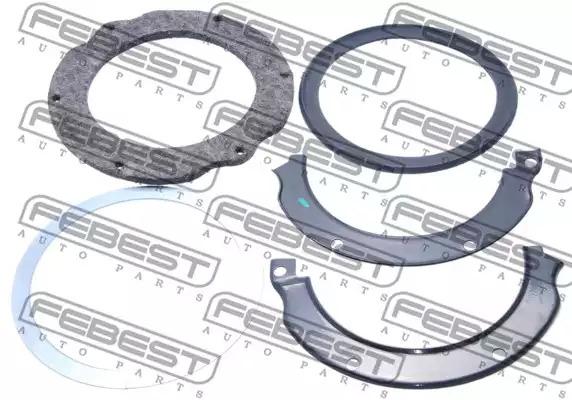 Ремкомплект, поворотный кулак FEBEST TOSLC70